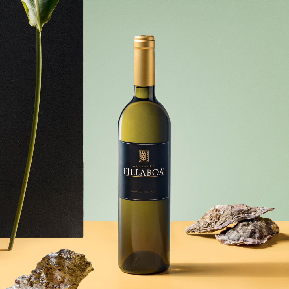 Fresh white wines from Albarino