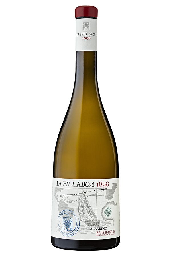Best white wine from Fillaboa - Best White wine of Galicia