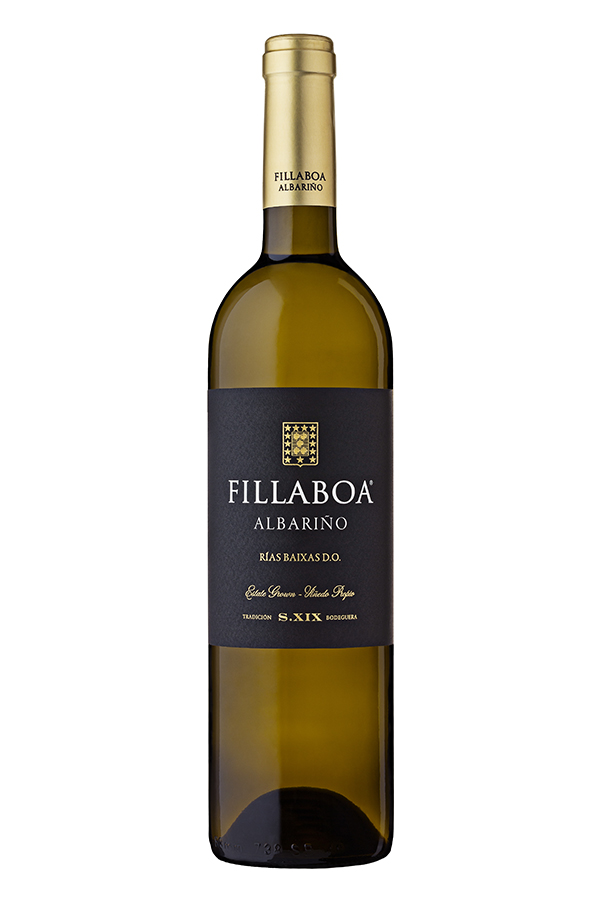 Fillaboa wines from Galicia - Wines made of Albarino Grape